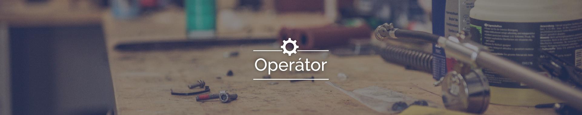 Operátor
